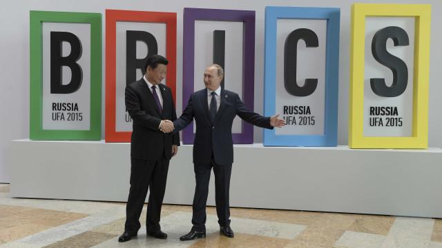 Bloco BRICS reúne-se para traçar o futuro do mundo emergente
