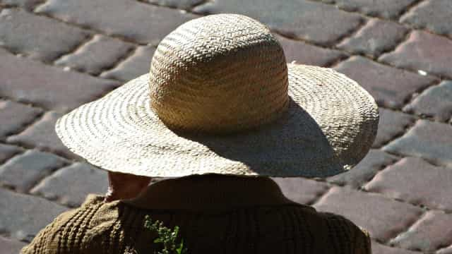 Guarda em risco extremo de exposição UV