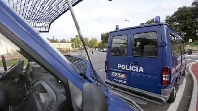 PSP de Lisboa deteve 25 pessoas desde sexta-feira