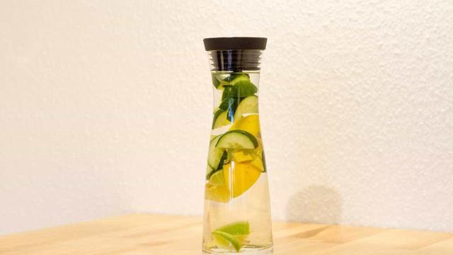 Dê mais sabor à sua água com estas receitas