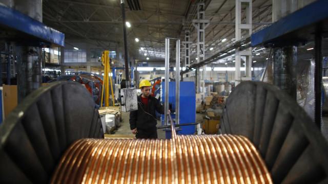 Produção industrial brasileira recupera e cresce 13,1% em junho
