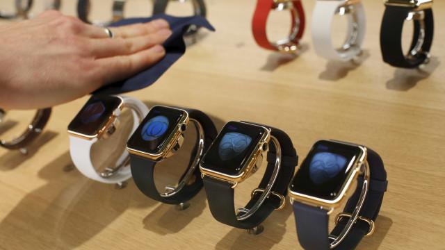 O Apple Watch que queria está a caminho