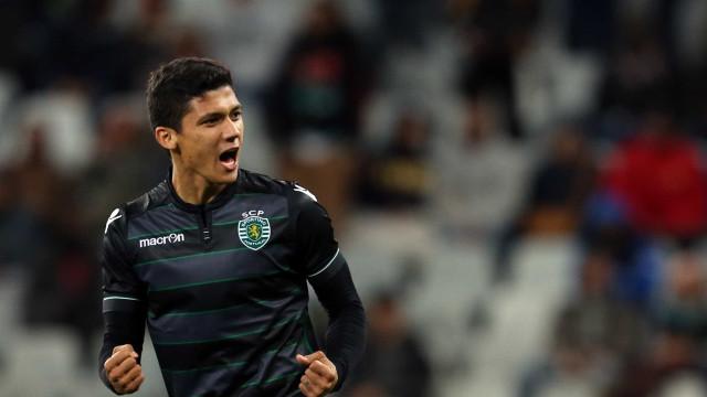 Sporting dá os parabéns a Montero... e recebe resposta