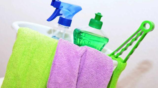 Quer escapar à gripe? Contra os germes, limpar, limpar