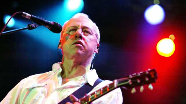 Mark Knopfler de regresso a Portugal no próximo ano