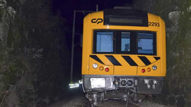 PSD acusa Governo de incúria no caso de descarrilamento de comboio
