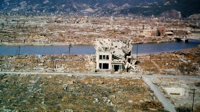 Estudantes recriam efeitos da bomba de Hiroshima em realidade virtual