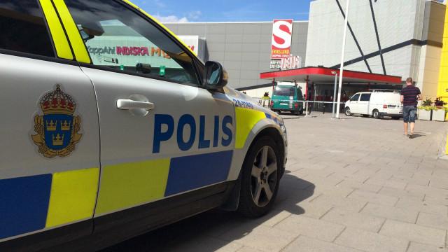 Polícia sueca detém suspeito de planear ataque