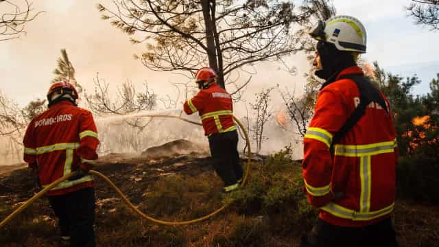Período crítico de incêndios prolongado até 23 de novembro