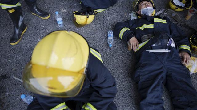 China: Feitas detenções após explosão em fábrica que causou 19 mortos