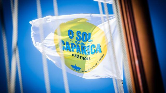 """Língua Portuguesa é """"o vetor mais forte"""" do Festival O Sol da Caparica"""