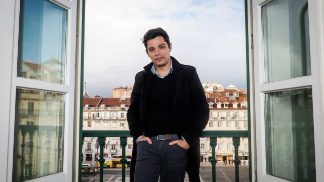 Vasco Palmeirim recorda casamento com nova fotografia