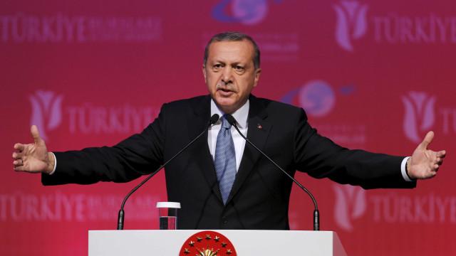 """Erdogan acusa Israel de ser um """"Estado de ocupação"""" e """"terrorista"""""""