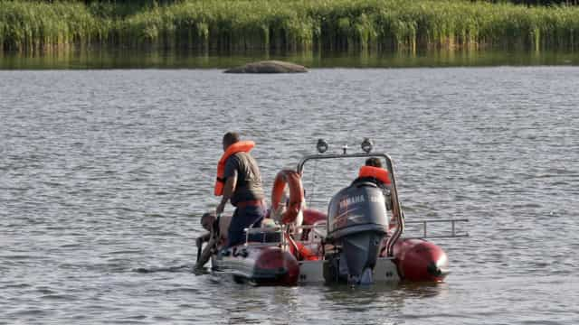 Retomadas buscas para encontrar homem desaparecido no rio Douro