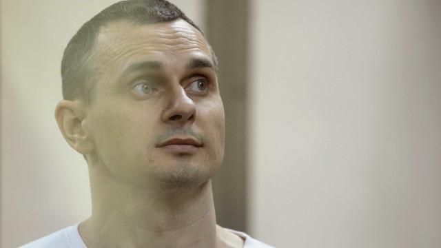 Cineasta ucraniano preso na Rússia vence Prémio Sakharov 2018