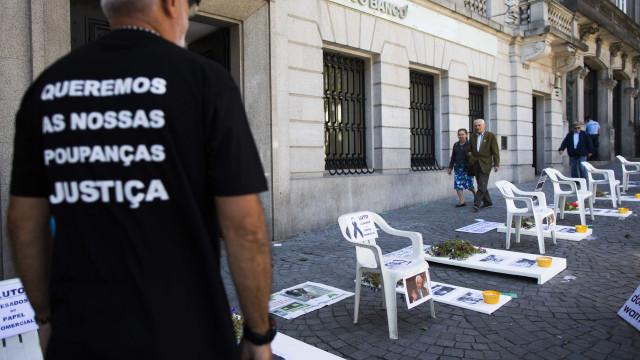 Lesados: Entregue a Costa petição que protege trabalhadores do Novo Banco