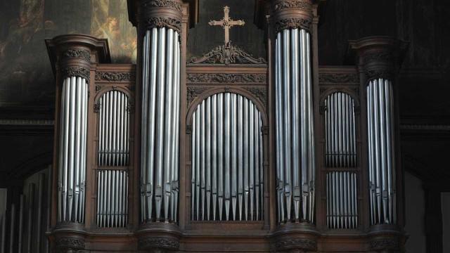 Santa Maria da Feira lança ciclo musical com órgãos de tubos