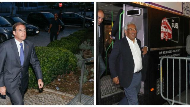 """PSD diz que Costa criou """"falsidade"""" e quer que """"se retrate publicamente"""""""