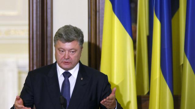 """Ucrânia denunciará Rússia em Haia pelo """"ato de agressão"""" no Mar Negro"""