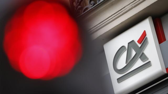BCE multa Crédit Agricole em 4,3 milhões por não cumprir procedimentos