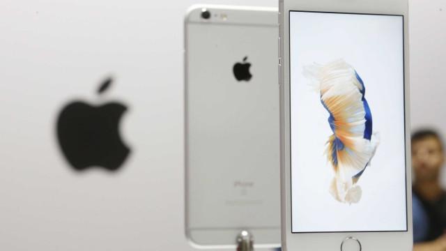 Maioria do público não tem expetativas para o próximo iPhone