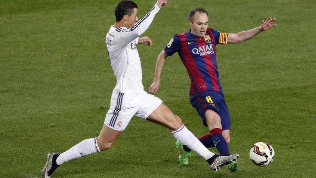 El Clásico? Iniesta dá a 'receita' para a vitória do Barcelona
