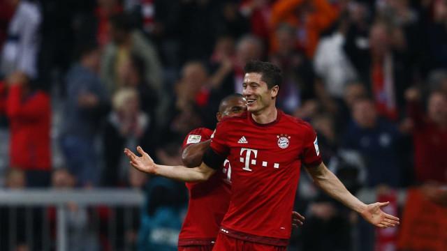 Real Madrid tem 'pequena fortuna' para 'resgatar' Lewandowski