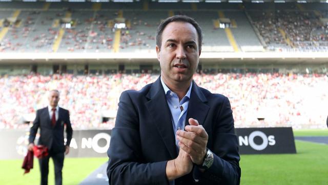 """António Salvador e o VAR: """"Se os estádios não têm condições, façam obras"""""""