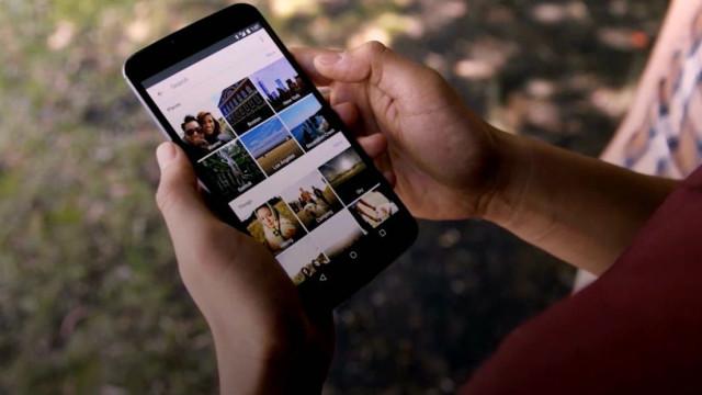 A Google quer impedir que elimine fotografias acidentalmente