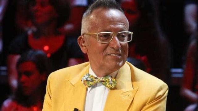 Flávio Furtado quis saber como são as cuecas de Manuel Luís Goucha