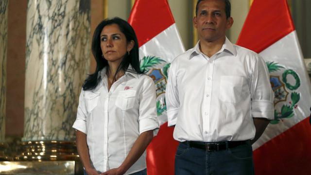 Lava Jato: Mulher do presidente peruano convocada para depor