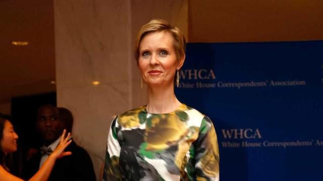 Cynthia Nixon revela que filho mais velho é transexual