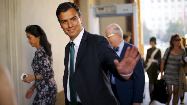Novo governo de Pedro Sanchéz vai contar com nove mulheres