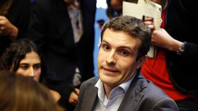 """PP é responsável por Governo ter """"atirado a toalha ao chão"""", diz Casado"""