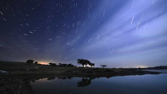 Turismo de estrelas na região mais transparente