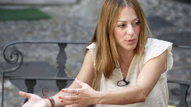 """Impressão digital? Joana Amaral Dias acusa ginásio de """"prática abusiva"""""""