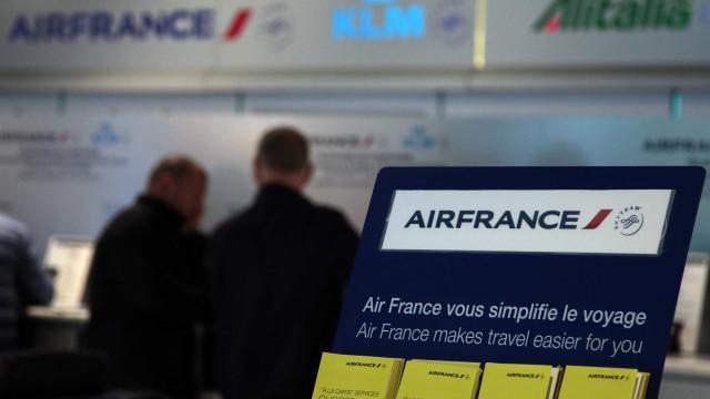 Air France também anuncia fim das operações para o Irão