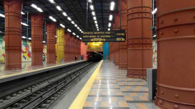 PSP detém carteiristas do Metro de Lisboa