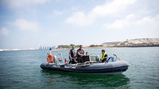 Retomadas buscas para encontrar mulher desaparecida ao largo do Porto