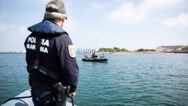 Armada deflagra engenho explosivo que deu à costa em S. Pedro de Moel