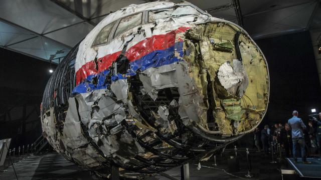 Rússia diz ter provas de que Ucrânia fez cair avião malaio em 2014