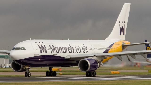 Passageiros com viagem na Monarch têm direito a reembolso e indemnizações