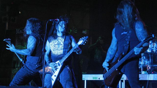 Machine Head de regresso a Portugal para concertos em Lisboa e Porto