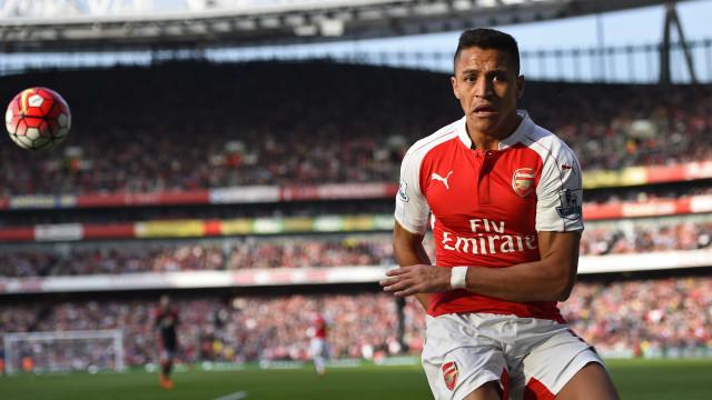Alexis Sánchez fica e deverá deixar Arsenal a custo zero no fim da época