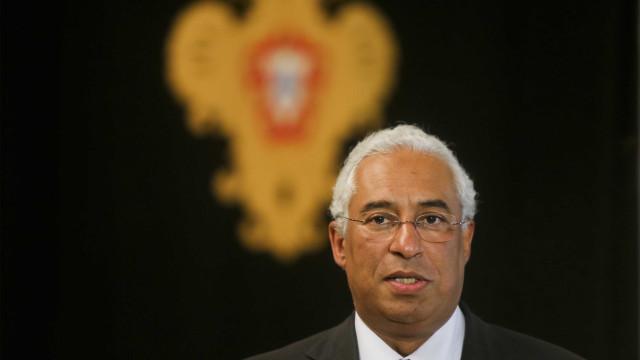 António Costa assegura que escalões do IRS vão aumentar