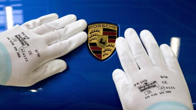 Escândalo das emissões provoca abrandamento da Porsche