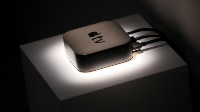 Apple TV vai dar o passo para o 4K