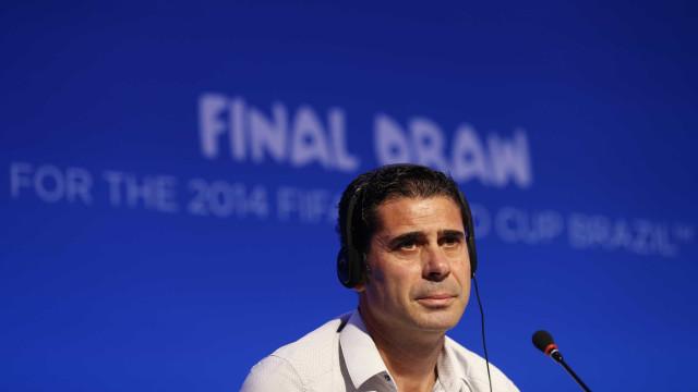 Oficial: Hierro é o novo treinador da seleção espanhola