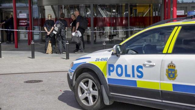 Polícia sueca mata jovem com Síndrome de Down que tinha arma de brincar