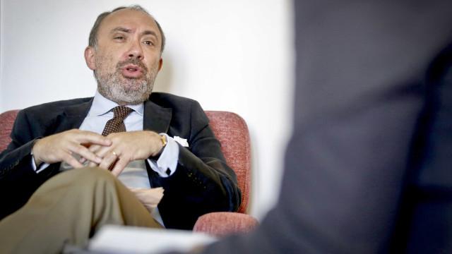 """Matos Correia demitiu-se do PSD por razões """"pessoais e profissionais"""""""